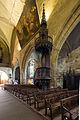 Chaire de la basilique Notre-Dame-de-Paradis, Hennebont, France.jpg