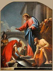 Le Christ et le centurion