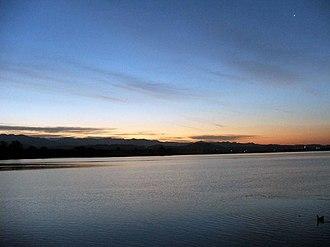 Sukhna Lake - The Lake