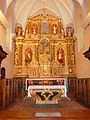 Chapelle Sainte-Anne col des Aravis autel retable.JPG