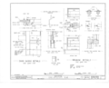 Charles Applegate House, Yoncalla, Douglas County, OR HABS ORE,10-YONC.V,1- (sheet 11 of 12).png