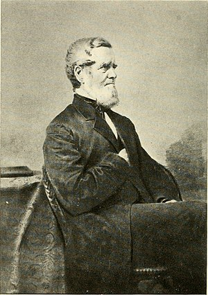 Charles Beck - From a portrait in the library of Harvard University.