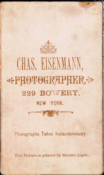 File:Charles Eisenmann CDV verso.png