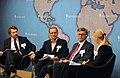 Charles Emmerson, Roger Harrabin, Robert Blaauw and HE Nicola Clase (7596345344).jpg