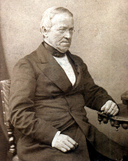 Wheatstone in later years Charles Wheatstone later years.jpg