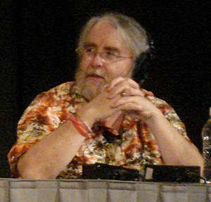Charlie Pierce - Pierce during a 2009 taping of Wait Wait... Don't Tell Me!