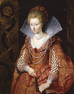 Charlotte Marguerite de Montmorency by Rubens (Frick Pittsburgh).jpg