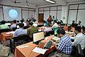 Charlotte Sexton - Digital Engagement of Museums - National Workshop - NCSM - Kolkata 2014-09-24 7217.JPG