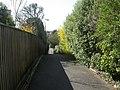 Charminster, footpath - geograph.org.uk - 1224641.jpg