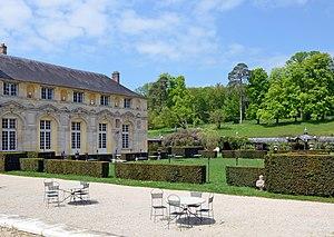 Château de Vallery - Image: Chateau de Vallery DSC 0058