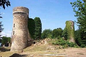 Château de la Faye (Olmet) - Castle de la Faye