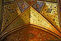 Chehel Sotun Palace, ceiling details, completed in 1647, Esfahan - 03-29-2013.jpg