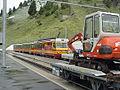 Chemin de fer Bex-Villars-Bretaye Bahnhof Col-de-Bretaye.jpg