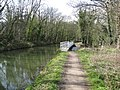Chesterfield Canal - Footbridge - geograph.org.uk - 747130.jpg