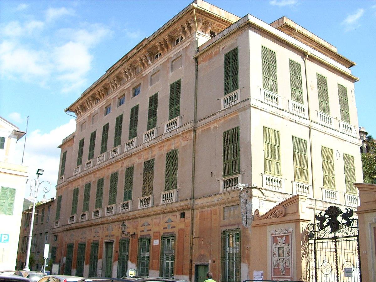 Archaeological museum of chiavari wikidata for Giardino wikiquote