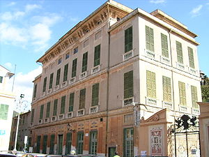 Bartolomeo Bianco -  Palazzo Rocca at Chiavari
