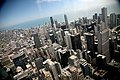 "Chicago (ILL) Willis Tower ( Ex. SEARS Tower ) 1974, N-E side "" the loop "" (4800295669).jpg"