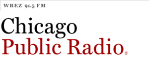 WBEZ - Logo until 2010