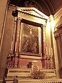 Chiesa di san Giuliano (Albino) - interno Crocifisso di Giovan Battista Moroni 2.jpg