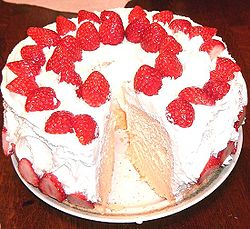 Desserts With Angel Food Cake Mix