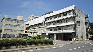 Chikuma, Nagano - Chikuma City Hall