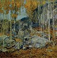 Childe Hassam - The Ledges, October in Old Lyme (1907).jpg