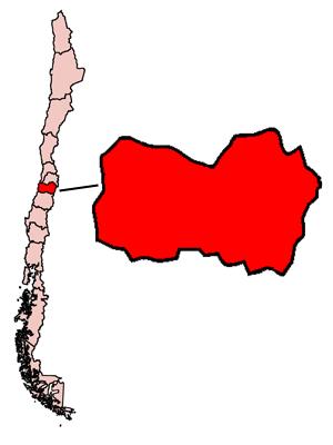 Picarquín, Chile - Image: Chile Region O Higgins