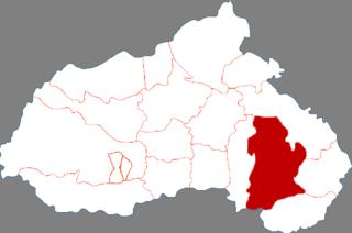 Wei County, Xingtai County in Hebei, Peoples Republic of China
