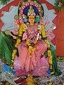 Chinalingala Dussera 2014 Sri Gayathri devi Alamkaram by Girikonda.jpg