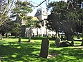 Chislet church and graveyard - geograph.org.uk - 369392.jpg