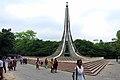Chittagong University Central Martyrs Monument (16).jpg