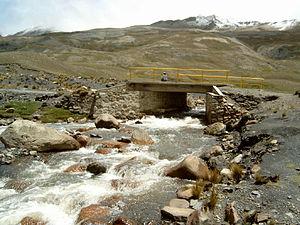 Choqueyapu River - Image: Choqueyapu 005