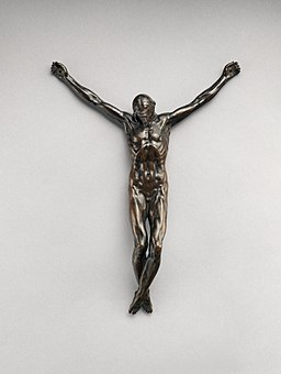 Christ Crucified Between the Two Thieves MET DP-1360-001