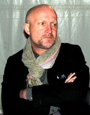 Lars Saabye Christensen - Lars Saabye Christensen in 2010.