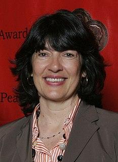 Christiane Amanpour British-Iranian news anchor and international correspondent