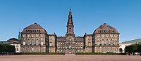 Christiansborg Slot Copenhagen 2014 01.jpg