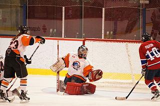 Christina Kessler Canadian ice hockey player