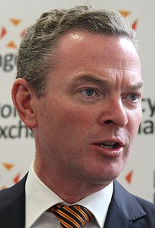 Christopher Pyne Policy Exchange 2.jpg