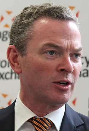Christopher Pyne - Image: Christopher Pyne Policy Exchange 2