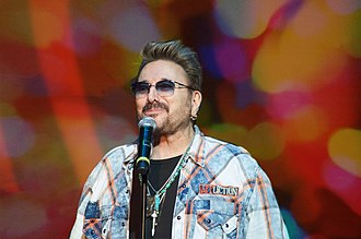 Chuck Negron - Negron performing live in 2017