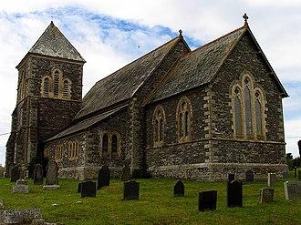 Delabole - St John's Church, Delabole