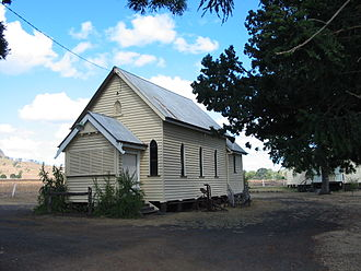 Mount Walker, Queensland - Church of Christ, Mount Walker, 2005