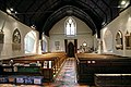 Church of St Andrew, Nuthurst, West Sussex - nave looking west.jpg
