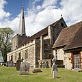 Church of St Mary, West Malling - view from SE.jpg