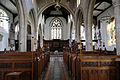Church of St Mary Hatfield Broad Oak Essex England - nave looking east.jpg
