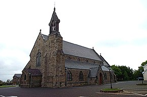 Church of The Immaculate Conception and St Joseph, Bohola - geograph.org.uk - 223065.jpg