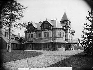 Cilgwyn Hall, Llandyfriog