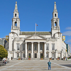 Civic Hall Leeds West Yorkshire