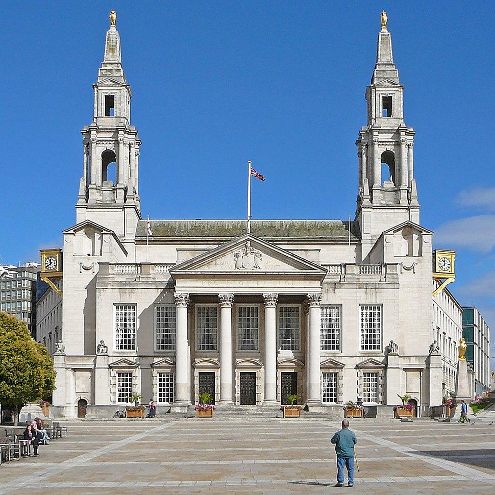 Civic Hall Leeds West Yorkshire