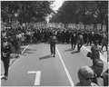 Civil Rights March on Washington, D.C. (Leaders of the march.) - NARA - 542000.tif